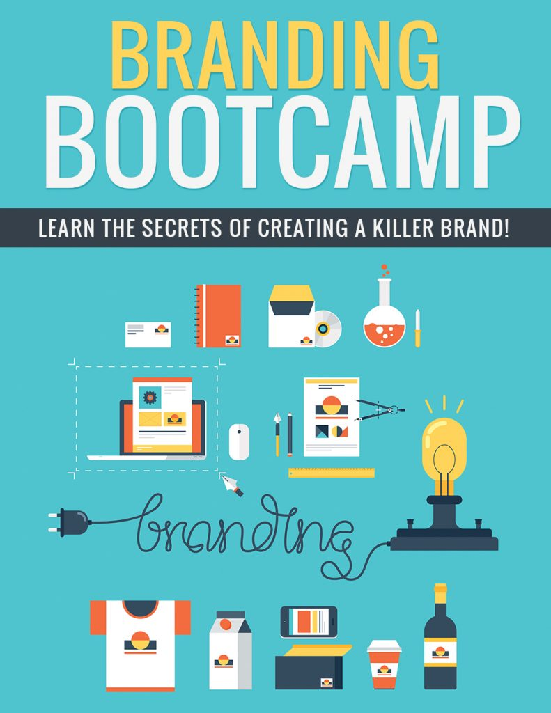 front book cover branding bootcamp